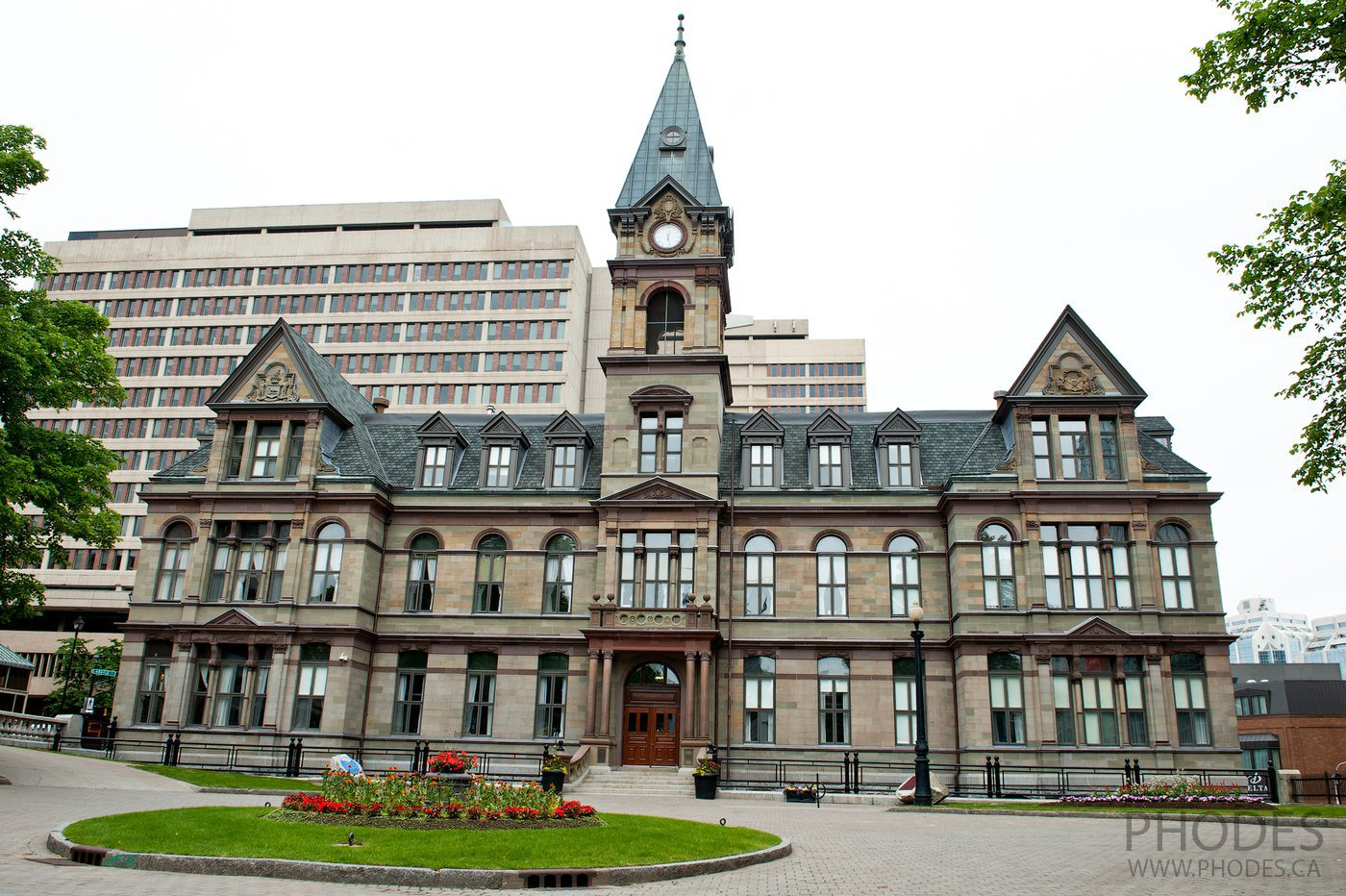 City Hall in Halifax in Nova Scotia