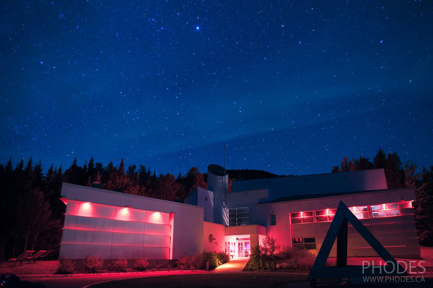 ASTROLab in the park Mont-Megantic